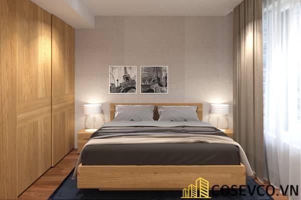 Giường hộp - Mẫu 13