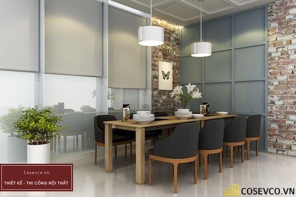 Mẫu thiết kế nhà hàng Buffet sang trọng sao cấp - View 6