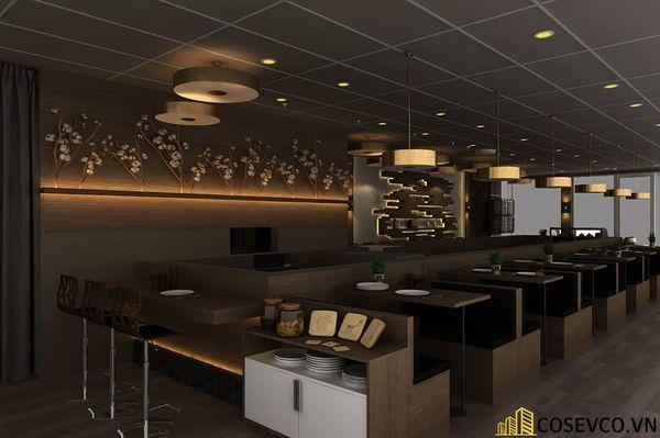 Nhà hàng Buffet đơn giản nhỏ gọn - View 3