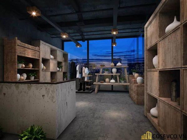 Bố trí nội thất nhà hàng chay độc đáo - View 9
