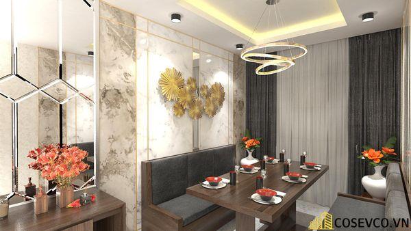 Phối cảnh thiết kế nhà hàng hải sản sang trọng - View 11