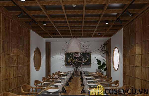 Công trình nhà hàng hải sản Bạch Đằng - Hình ảnh 12