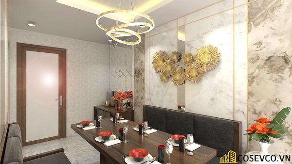 Phối cảnh thiết kế nhà hàng hải sản sang trọng - View 17