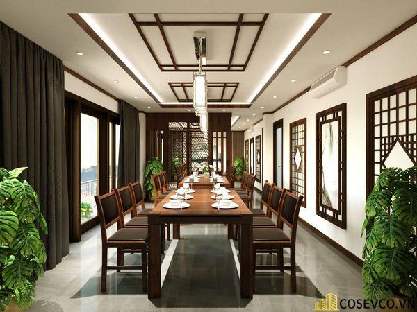 Phối cảnh thiết kế nhà hàng hải sản sang trọng - View 9