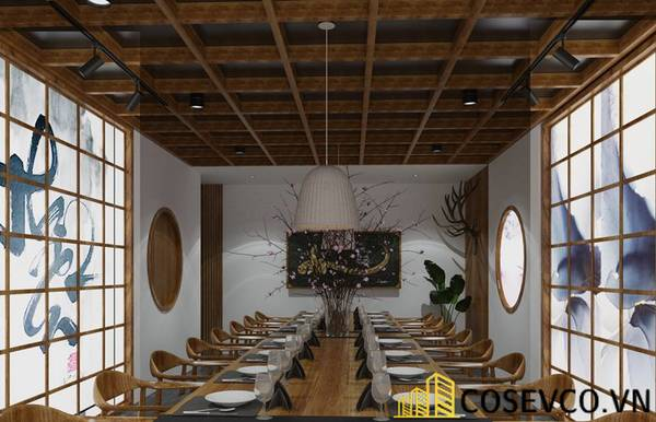 Công trình nhà hàng hải sản Bạch Đằng - Hình ảnh 22
