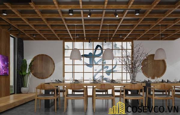Công trình nhà hàng hải sản Bạch Đằng - Hình ảnh 24