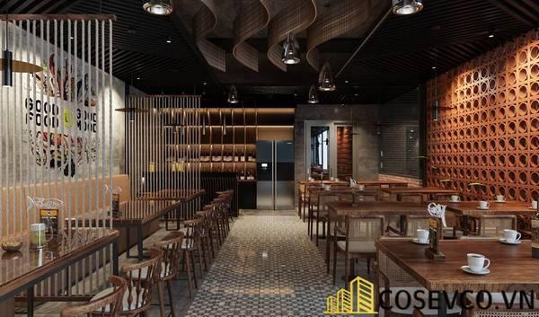 Công trình nhà hàng hải sản Bạch Đằng - Hình ảnh 25