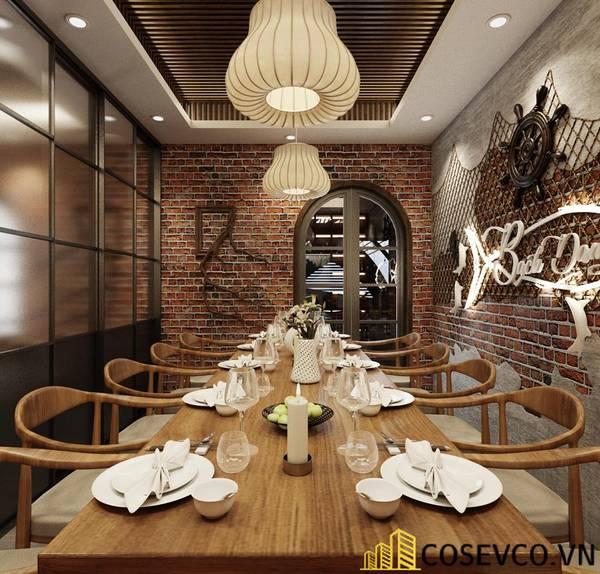 Công trình nhà hàng hải sản Bạch Đằng - Hình ảnh 29