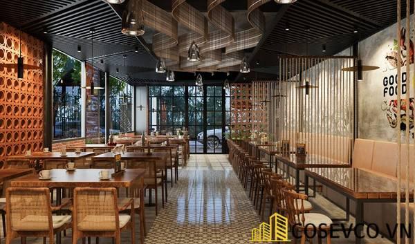 Công trình nhà hàng hải sản Bạch Đằng - Hình ảnh 5