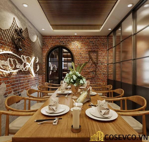 Công trình nhà hàng hải sản Bạch Đằng - Hình ảnh 31