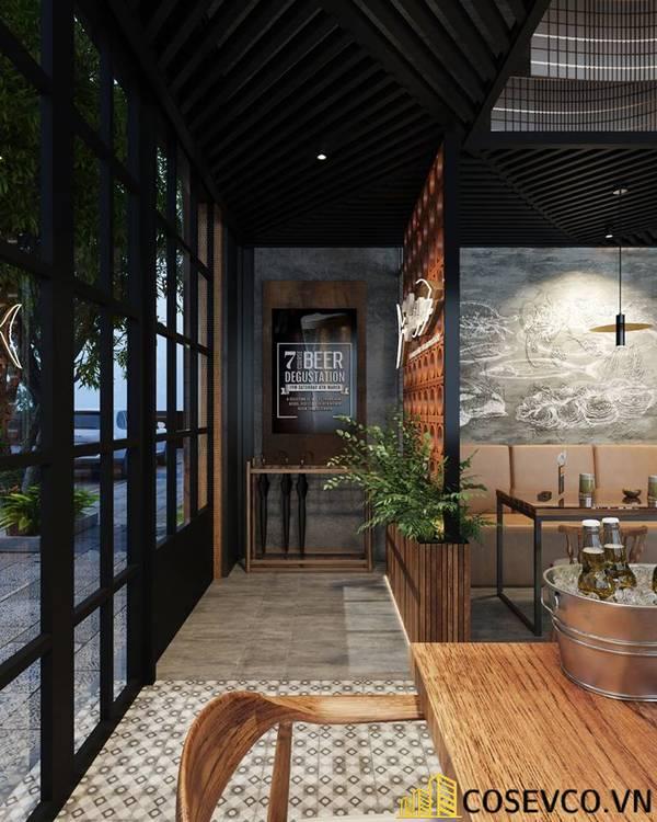 Công trình nhà hàng hải sản Bạch Đằng - Hình ảnh 6