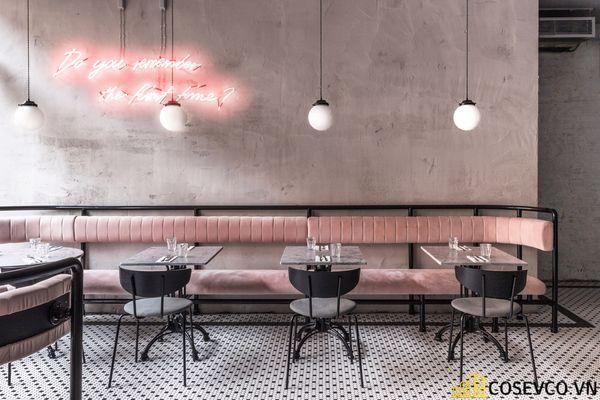 Mẫu thiết kế nhà hàng khung thép đẹp ấn tượng - View 9