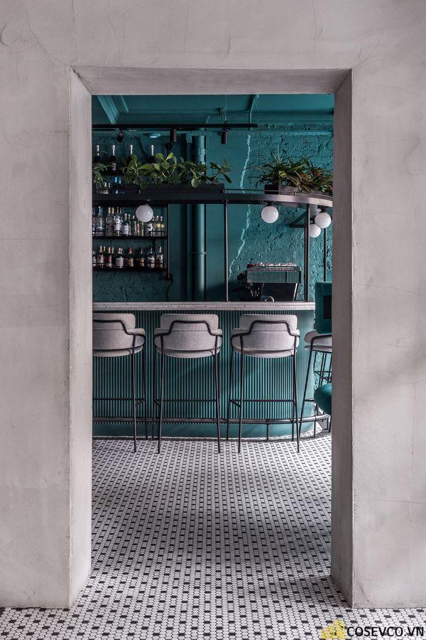 Mẫu thiết kế nhà hàng khung thép đẹp ấn tượng - View 10