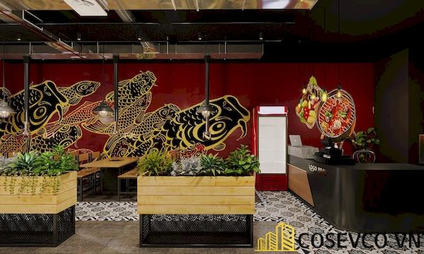 Thiết kế quán nướng BBQ - Hình ảnh 5