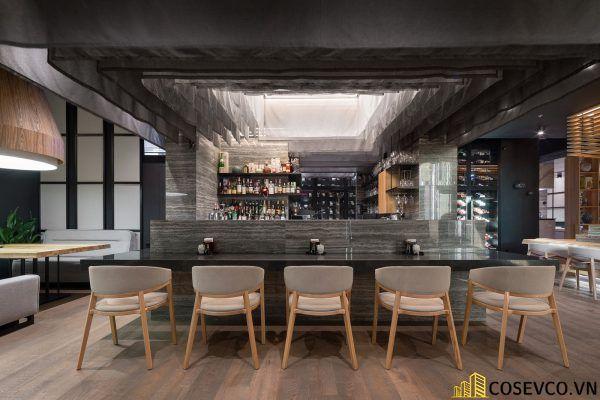 Mẫu thiết kế nhà hàng Nhật hiện đại - View 6
