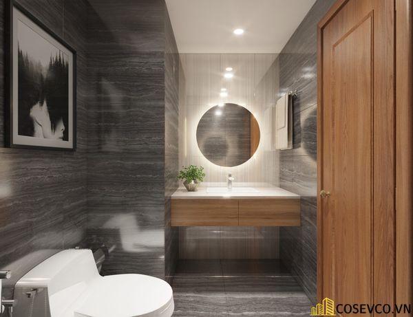 Bố trí nội thất căn hộ chung cư 100m2 - 3 phòng ngủ đẹp - View 13