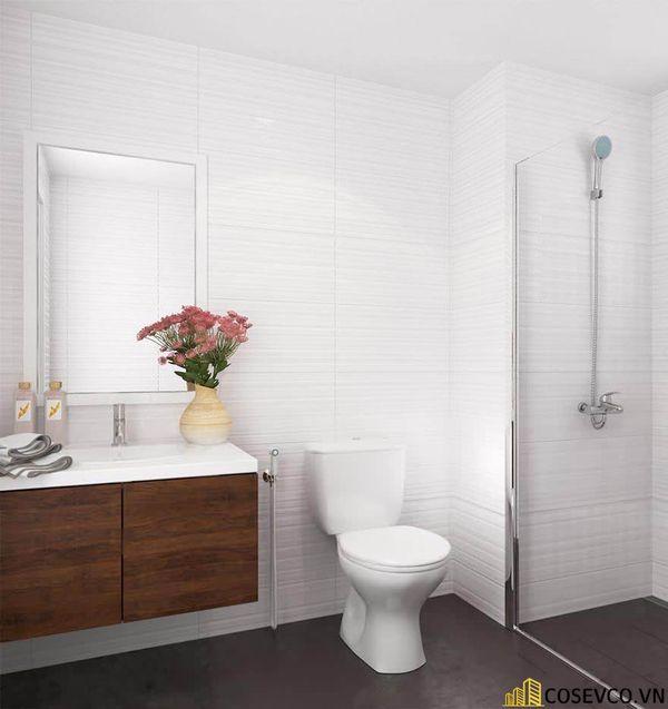 Thiết kế nội thất chung cư 100m2 với 2 phòng ngủ đẹp - View 12