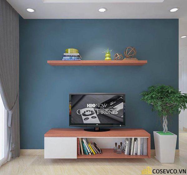 Thiết kế nội thất chung cư 100m2 với 2 phòng ngủ đẹp - View 2