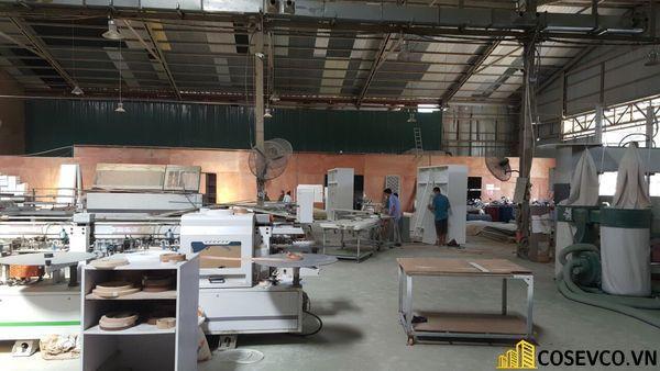 Xưởng sản xuất nội thất Cosevco - View 3