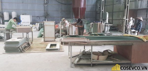 Xưởng sản xuất nội thất Cosevco - View 5