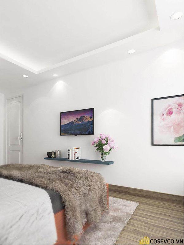 Thiết kế nội thất chung cư 100m2 với 2 phòng ngủ đẹp - View 8