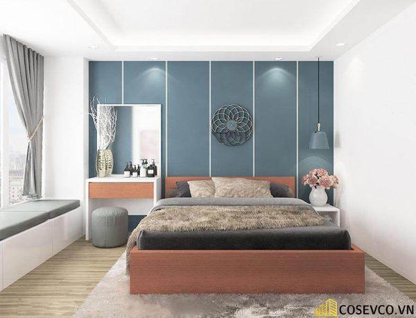 Thiết kế nội thất chung cư 100m2 với 2 phòng ngủ đẹp - View 7