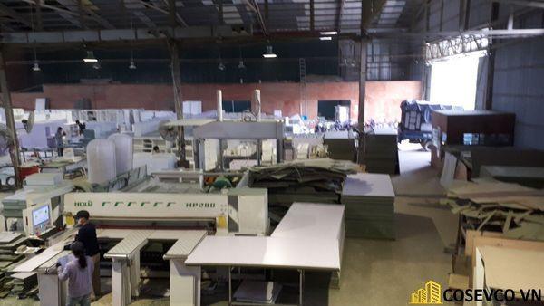 Xưởng sản xuất nội thất - Hình ảnh 6