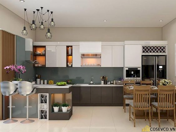 Trang trí nhà bếp đẹp - Hình ảnh 19