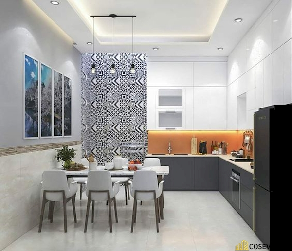 Trang trí nhà bếp đẹp - Hình ảnh 8