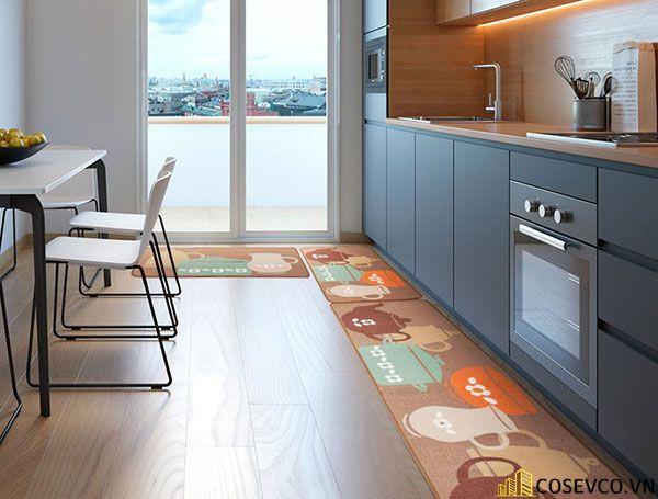 Ý tưởng trang trí bếp nhà cấp 4 đẹp - Mẫu 5