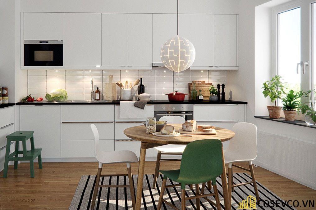 Ý tưởng trang trí bếp nhà cấp 4 đẹp - Mẫu 3
