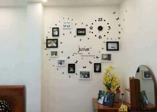 Trang trí phòng cưới đơn giản