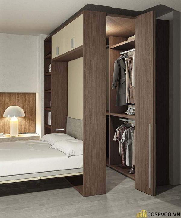 Một số mẫu tủ bằng gỗ tự nhiên sang trọng cao cấp