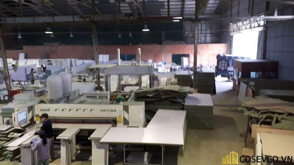Xưởng sản xuất đồ gỗ nội thất Cosevco tọa lạc tại Hà Nội - View 6