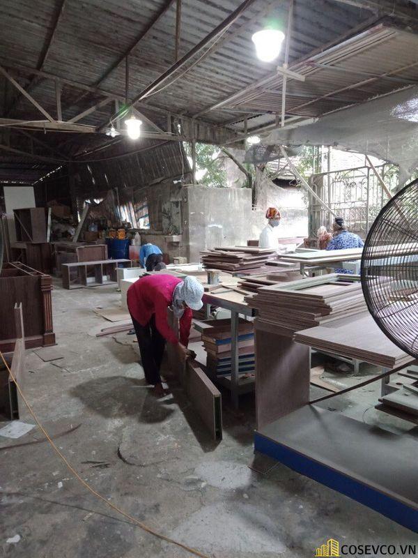 Nhà máy sản xuất nội thất với hệ thống máy móc công nghệ cao - View 2