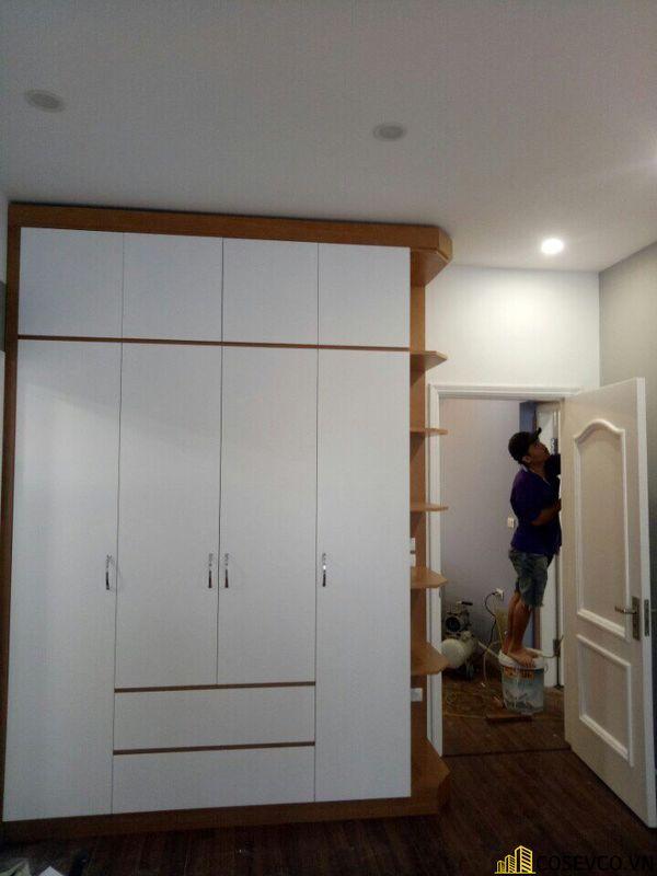 Sản xuất - lắp đặt hoàn thiện nội thất biệt thự cao cấp - View 7