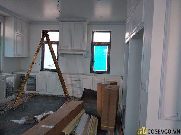 Sản xuất - lắp đặt hoàn thiện nội thất biệt thự cao cấp - View 6