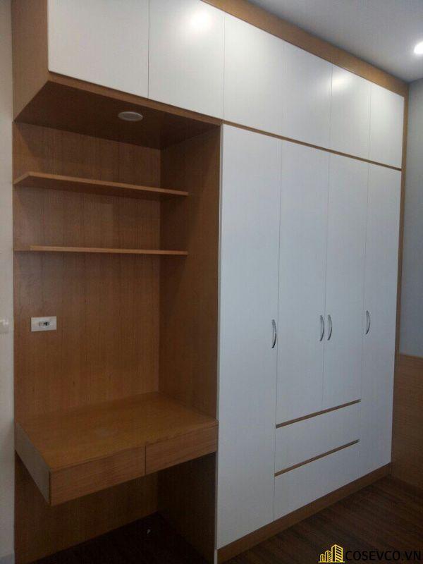 Sản xuất - lắp đặt hoàn thiện nội thất căn hộ cao cấp - View 1