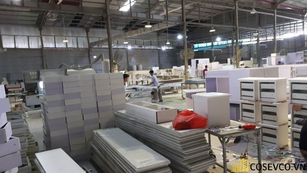 Sản xuất nội thất, gia công đồ gỗ, hay thi công hoàn thiện nội thất trọn gói.