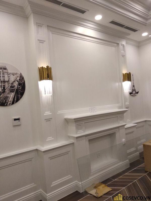 Sản xuất - lắp đặt hoàn thiện nội thất căn hộ cao cấp - View 5