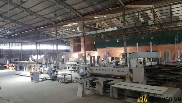Không gian xưởng sản xuất nội thất uy tín chuyên nghiệp- View 6