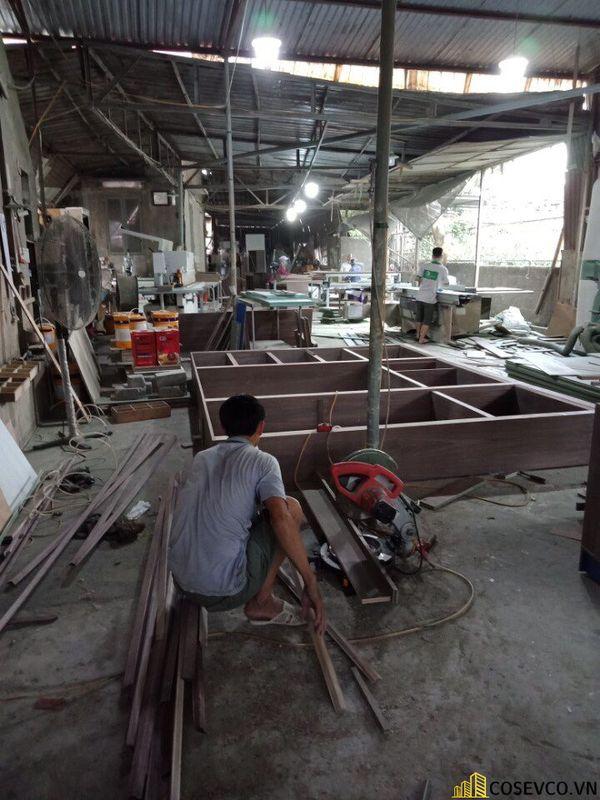 Không gian xưởng sản xuất nội thất uy tín chuyên nghiệp- View 5