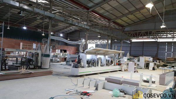 Không gian xưởng sản xuất nội thất uy tín chuyên nghiệp- View 7