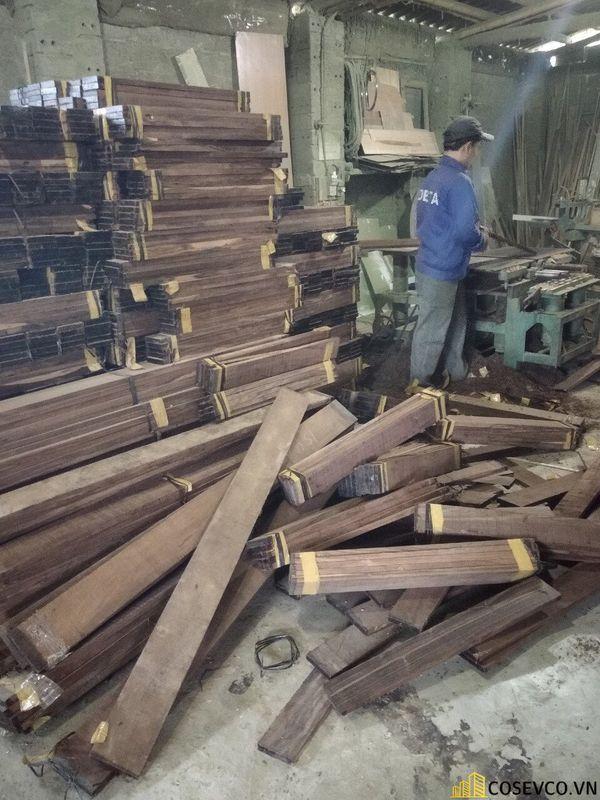 Xưởng sản xuất đồ gỗ nội thất Cosevco tọa lạc tại Hà Nội - View 3