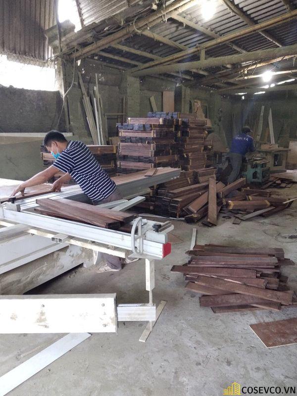 Không gian xưởng sản xuất nội thất uy tín chuyên nghiệp- View 4