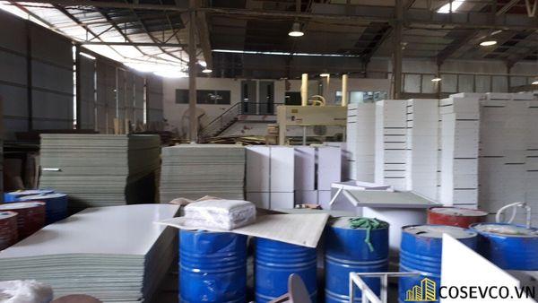 Xưởng sản xuất đồ gỗ nội thất Cosevco tọa lạc tại Hà Nội - View 4