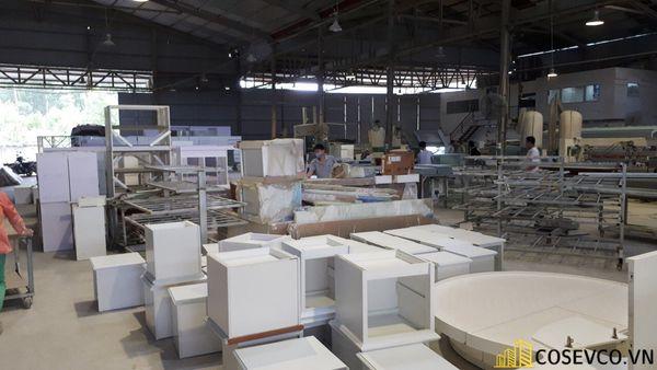 Không gian xưởng sản xuất nội thất uy tín chuyên nghiệp- View 2