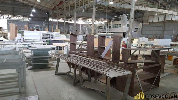 Không gian xưởng sản xuất nội thất uy tín chuyên nghiệp- View 1