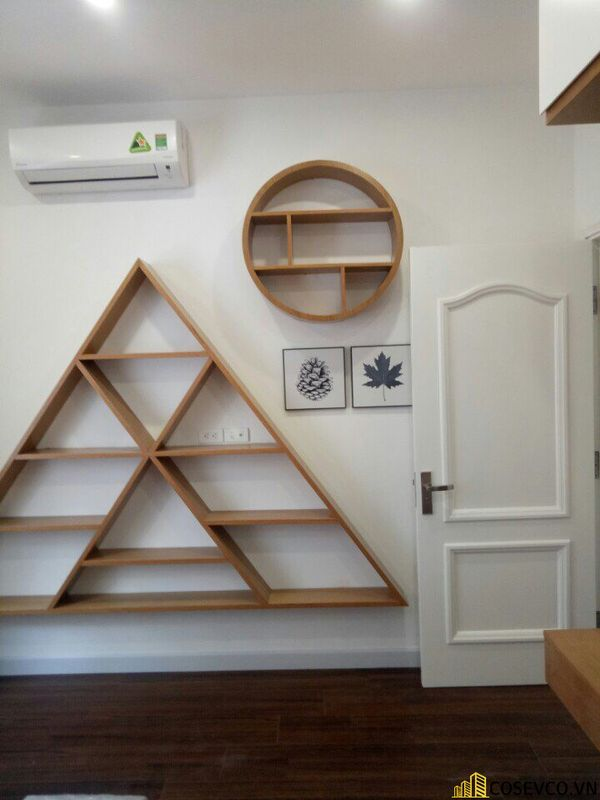 Sản xuất - lắp đặt hoàn thiện nội thất căn hộ cao cấp - View 3