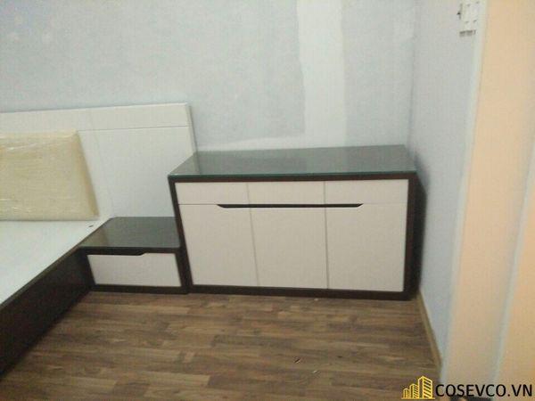 Sản xuất - lắp đặt hoàn thiện nội thất căn hộ cao cấp - View 2
